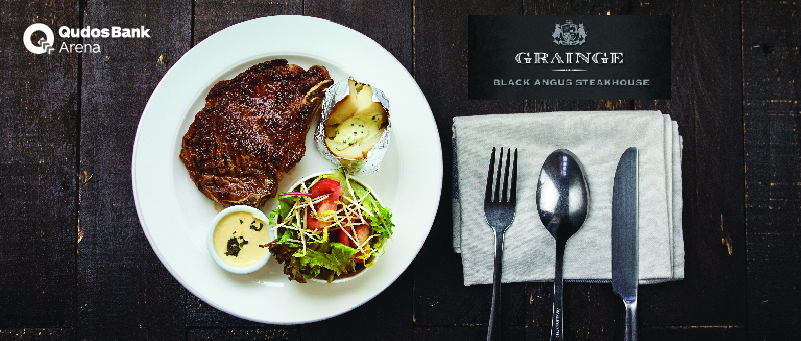 Grainge Black Angus Steakhouse